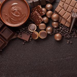 Chocolates, Bombons e Rebuçados